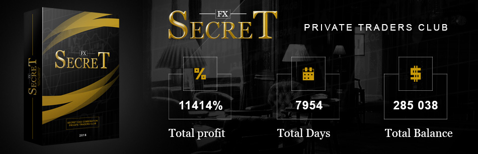 FX Secret - private club with very profitable and reliable automated Forex trading
